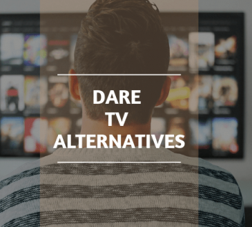 The Best 15 Websites alternatives to The Dare TV website